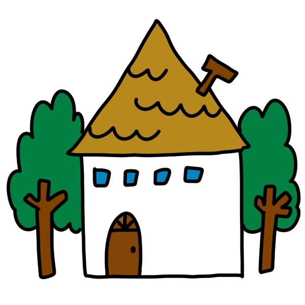 富山 ポツン と 一軒家